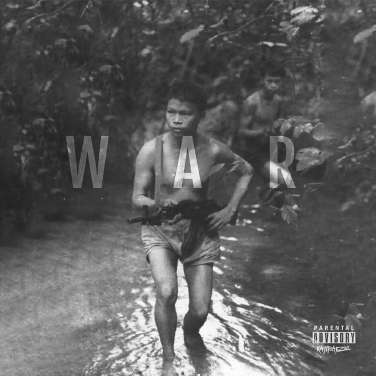 War Album cover